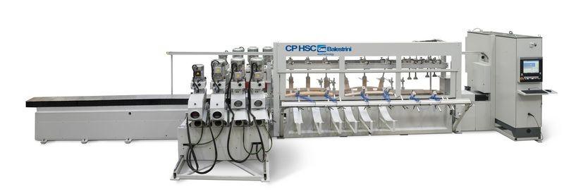 CP/HSC – Fresadora CNC – CMS BALESTRINI